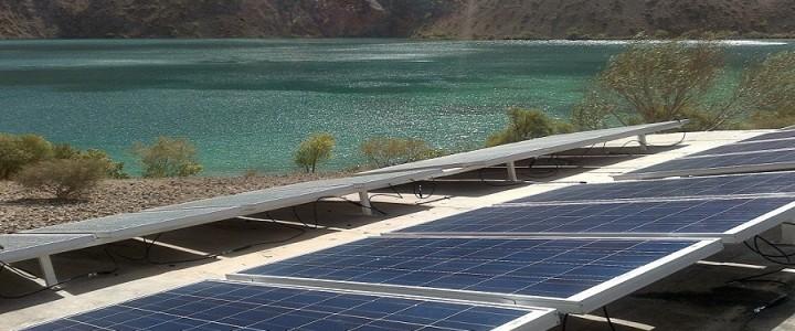 احداث دو نیروگاه خورشیدی در دریاچه ی گهر