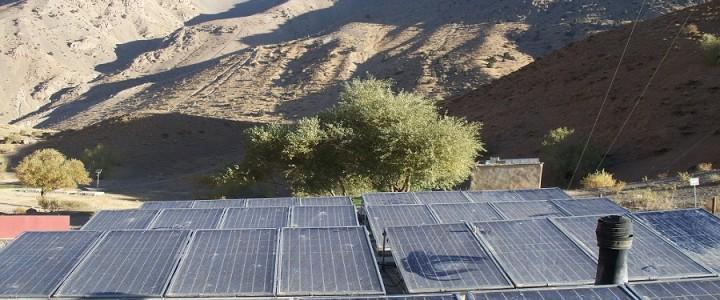 برق رسانی به ۱۴ روستا از توابع شهرکرد از طریق سیستم خورشیدی