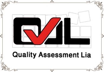 گواهینامه ی HSE از شرکت QAL